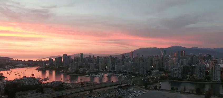 CKM Sports: Vancouver Skyline